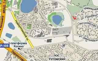 Москва промышленная земля