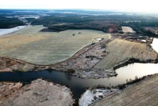 Продажа больших участков земли