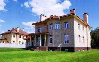 Коттеджный поселок РАВИСАНТ RAVISSANT